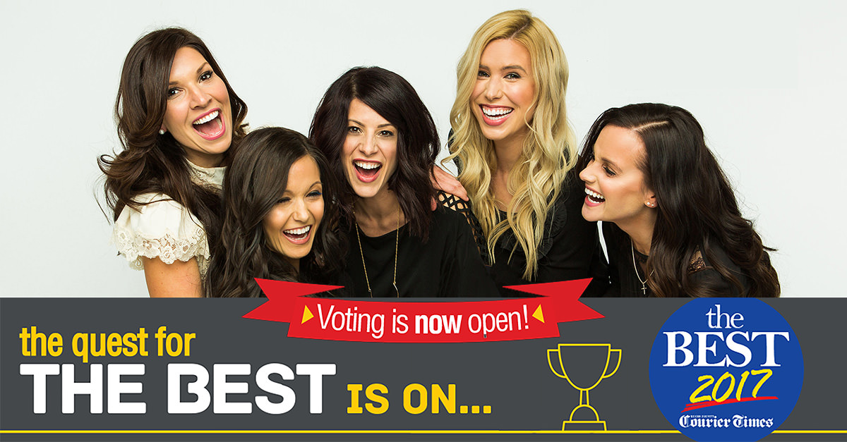 Vote us Best of Bucks 2017! - Armour Dentistry of Newtown